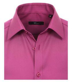 001480-950-Overhemden-Venti-modern-fit-roze-violet- magenta-overhemd-100%-katoen-strijkvrij