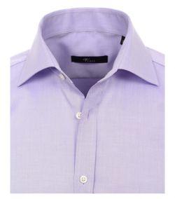 001800-901 Overhemden-Venti-modern-fit-licht-paars-overhemd-100%-katoen-strijkvrij