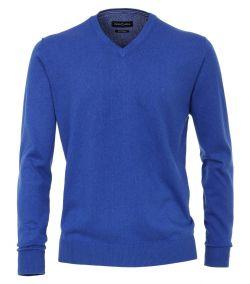 004430-134 casa moda pullover blauw kleur
