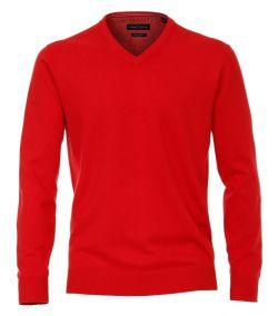 Casa Moda rood pullover