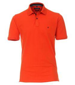 Casa Moda polo oranje rood