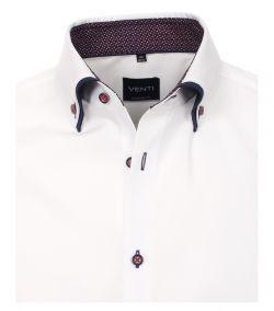 103459100-000 venti wit dubbel kraag overhemd strijkvrij