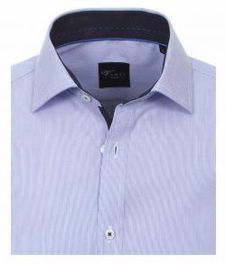 162568000-100-Overhemden-Venti-modern-fit-gestrept-licht-donker-blauw-wit-overhemd-100%-katoen-strijkvrij