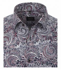 193274800-400 venti overhemd button under kraag