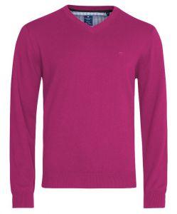 Redmond v-hals roze