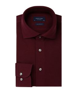 Profuomo bordeaux knitted