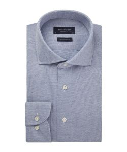 Profuomo blauw knitted